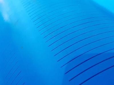 niebieska rura